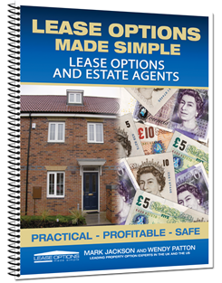 Lease Options and Estate Agents – eBook