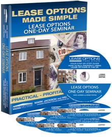 Lease Options One-Day Seminar – Audio Recording